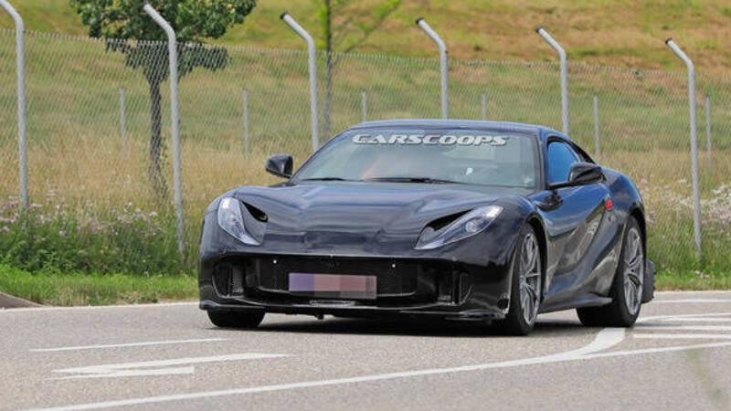 Ferrari 812 Versione Speciale è realtà …