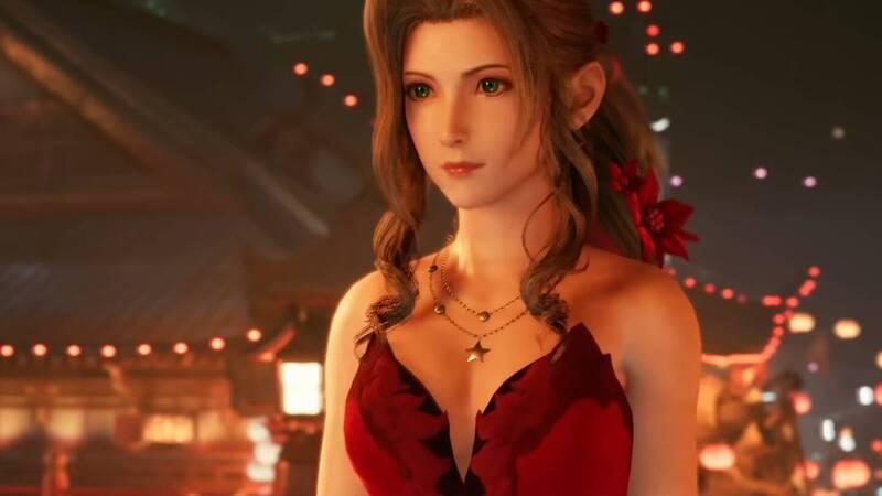 Final Fantasy 7: fans celebrate Aerith's birthday