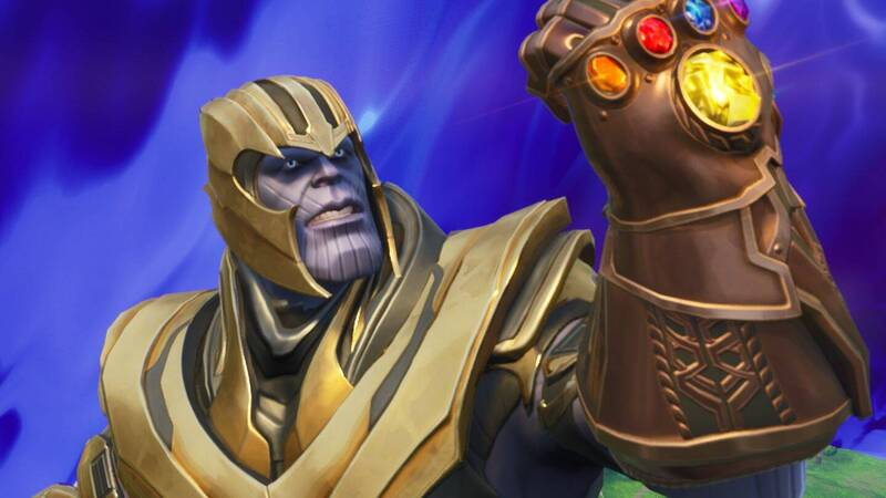 Fortnite: Will Thanos also have a role in Season 5?