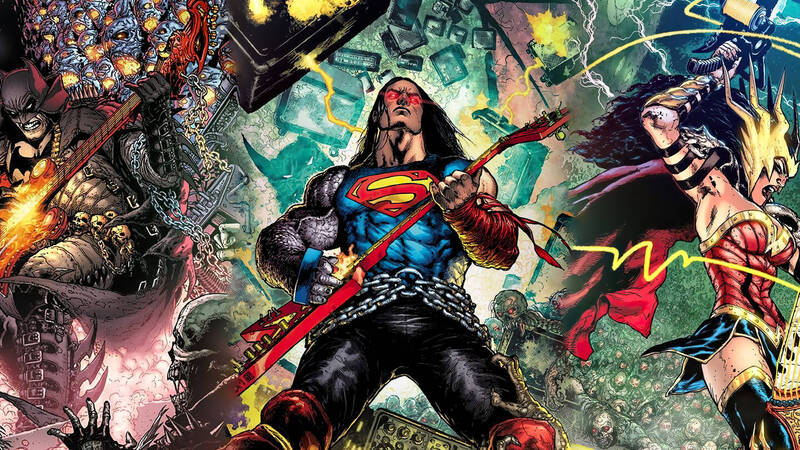 Dark Nights: Death Metal – guida alla  …