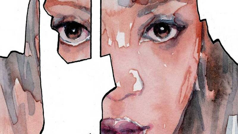Cover - Bendis and Mack's comic becomes an animated series