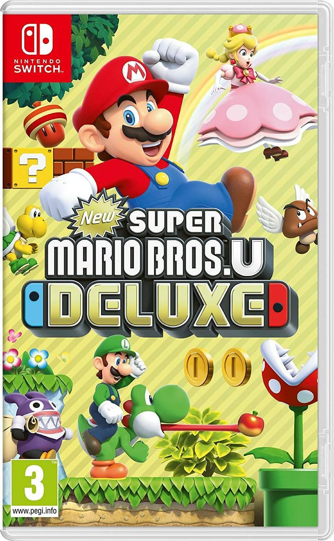 New Super Mario Bros U. Deluxe