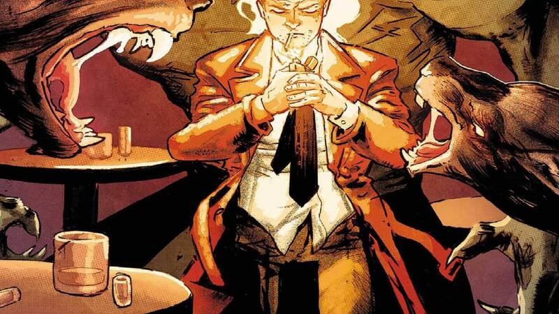 Constantine - HBO Max and JJ Abrams working on the reboot?