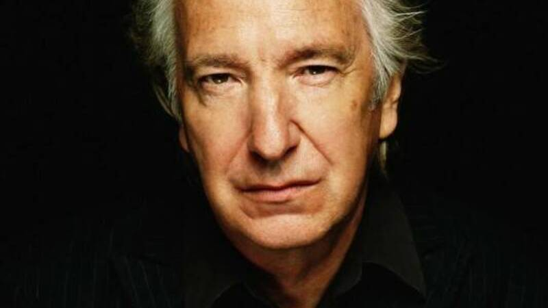 From the Sheriff of Nottingham to Severus Snape: all the faces of Alan Rickman