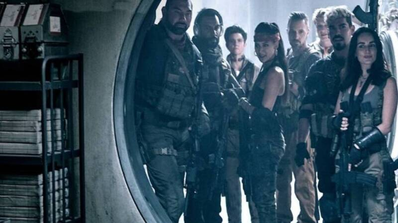 Army of the Dead - first teaser trailer for Zack Snyder's film