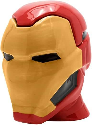 Gadget Marvel - tazza Iron Man