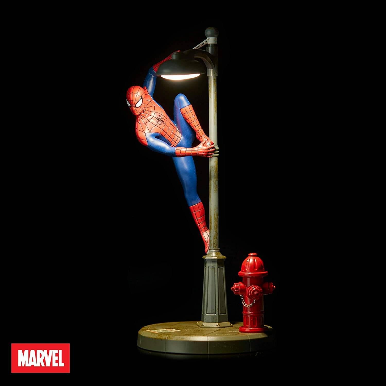 Gadget Marvel - lampada Spidey