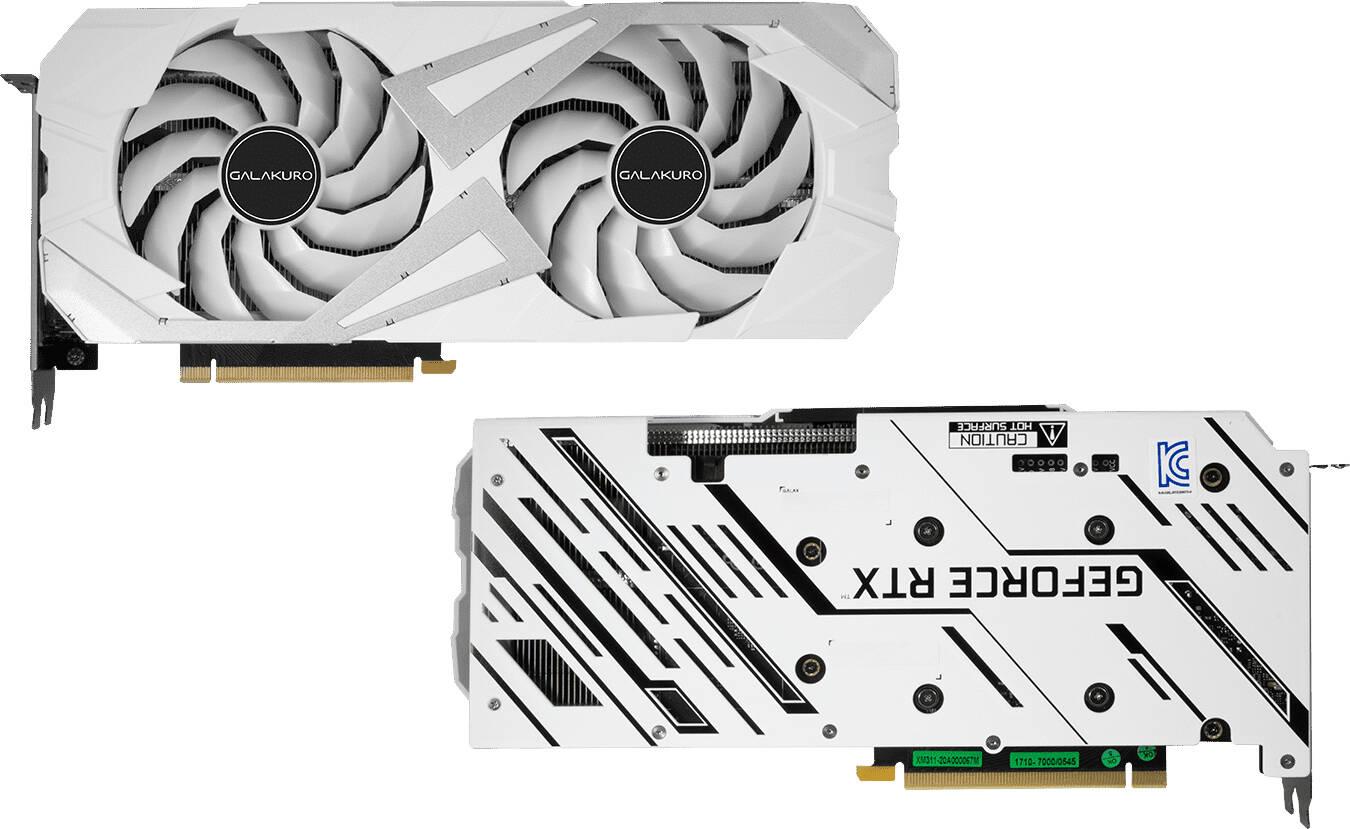 Galax Galakuro GeForce RTX 3060