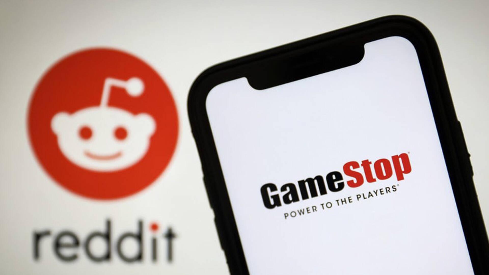 Gamestop Reddit