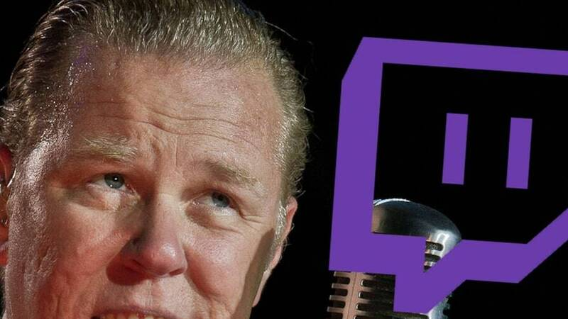 Twitch ruins Metallica's performance at BlizzCon 2021