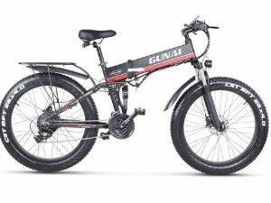 Gunai mountain bike