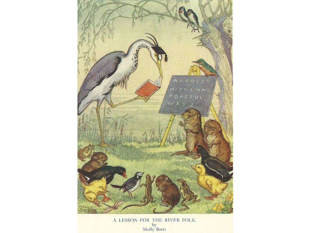 Il mondo animale nella letteratura