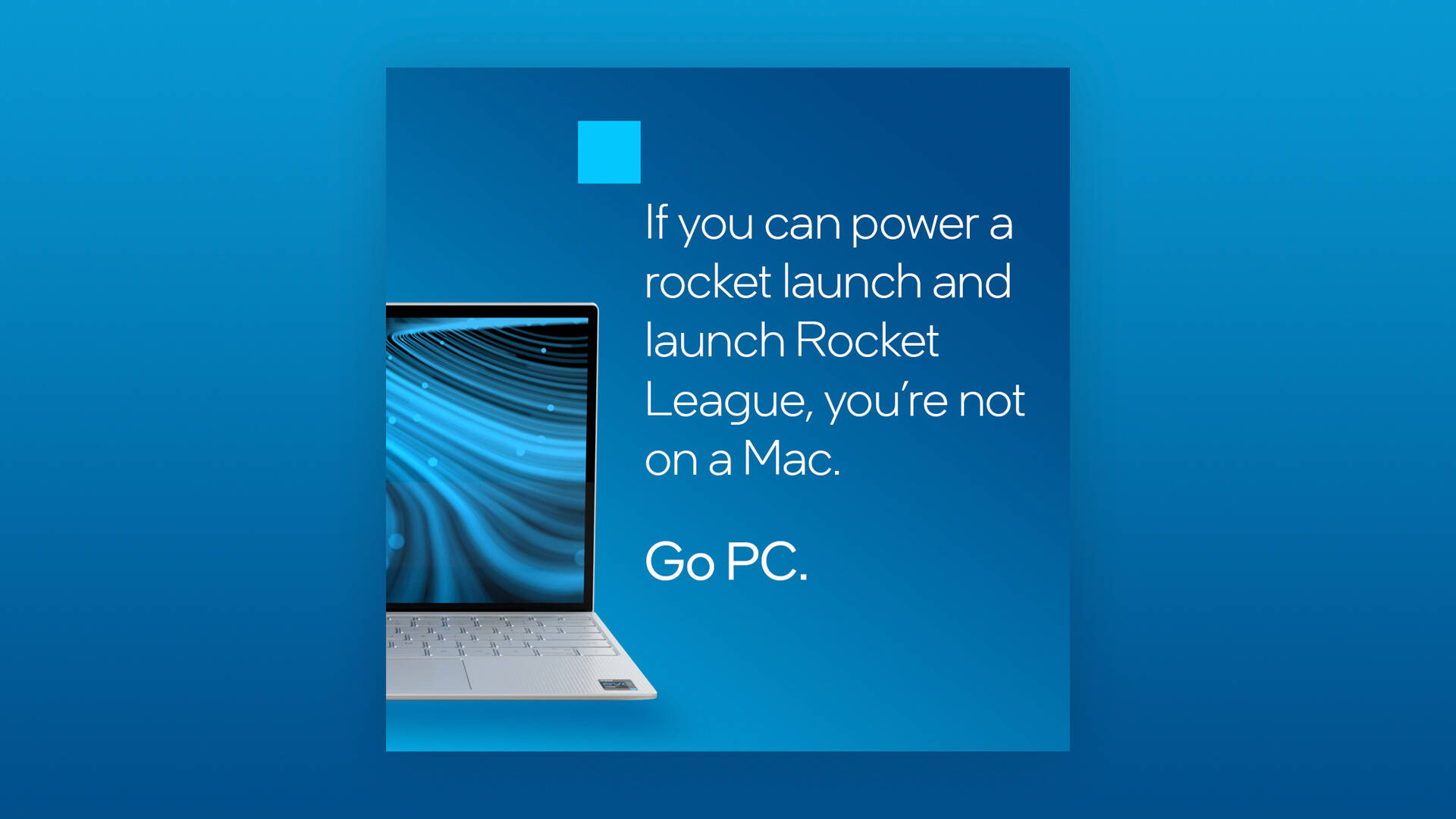 Intel campagna marketing contro Apple
