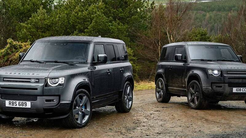 Land Rover Defender with hydrogen, the first tests by the end of the year