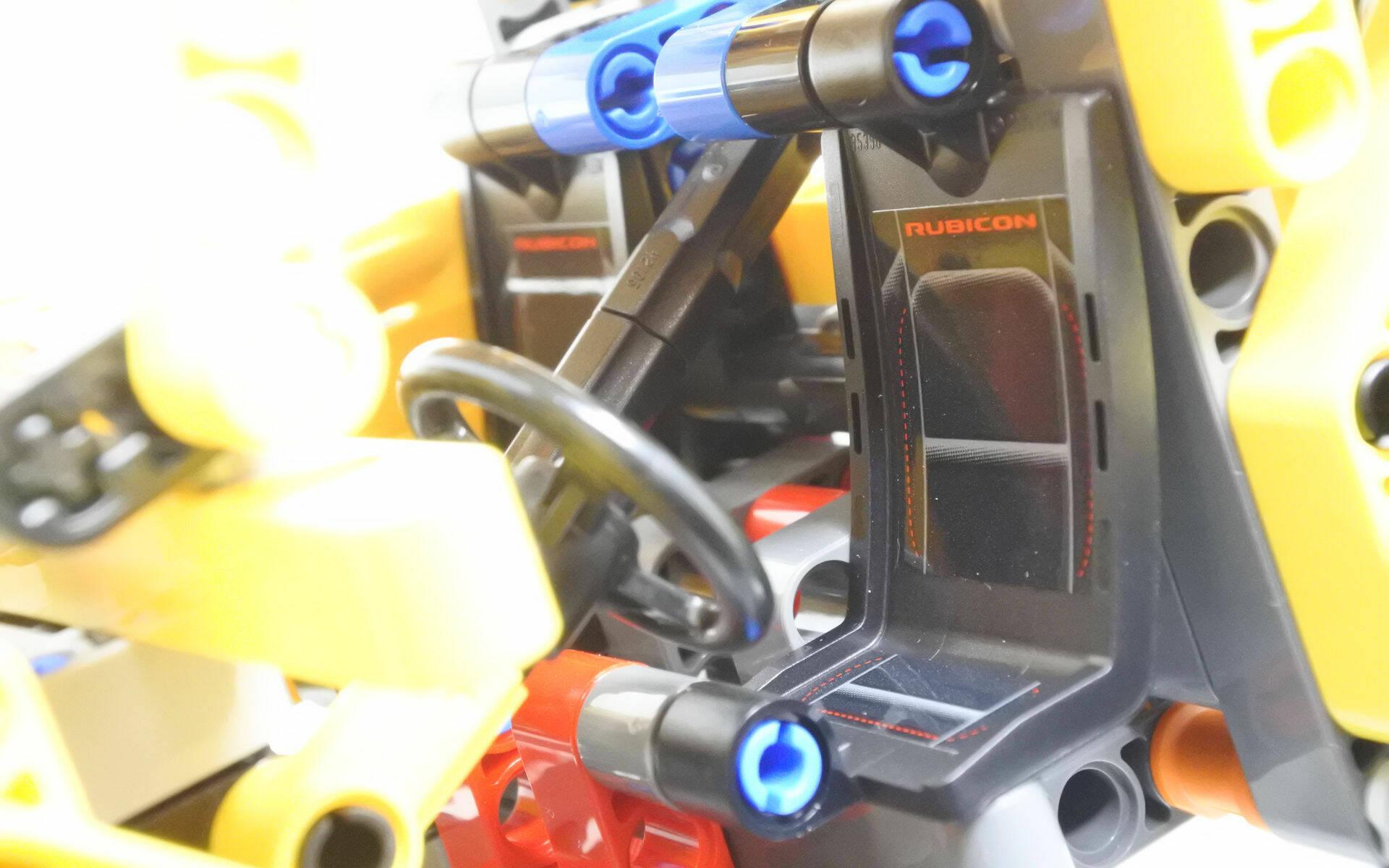 LEGO TECHNIC JEEP WRANGLER RUBICON - RECENSIONE