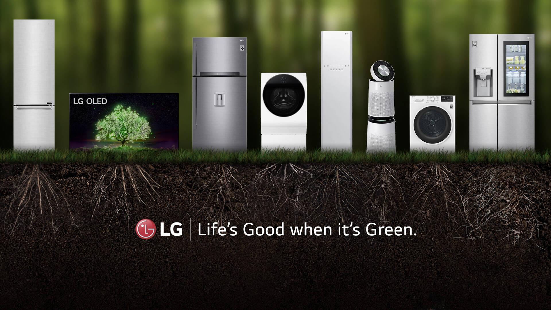 LG sostenibilità ambientale