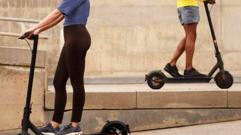 Super summer discounts on electric bikes and scooters from Geekbuying