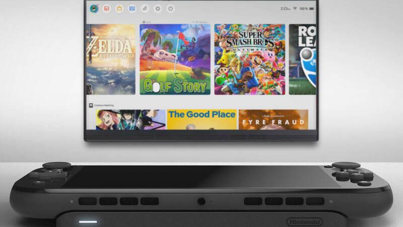 Nintendo Switch Pro più di una revision …