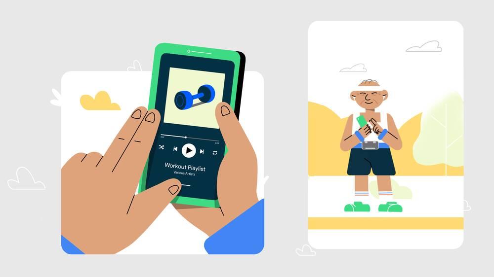 Novità Android da Google
