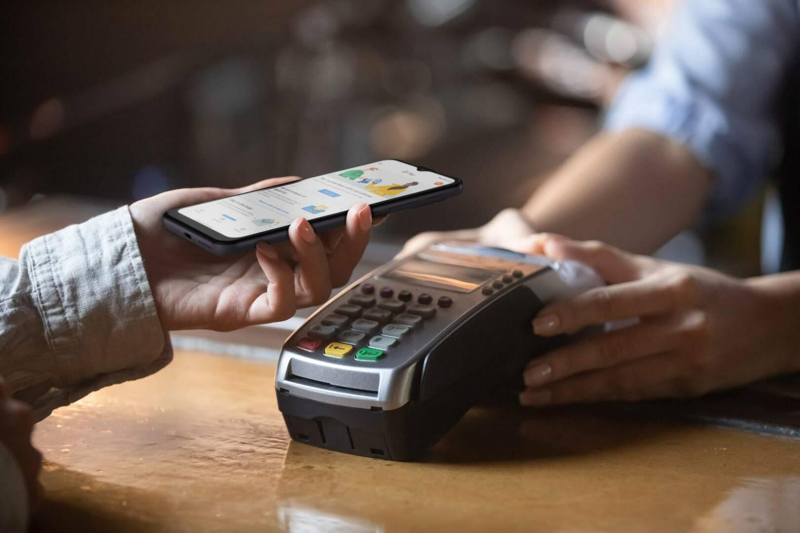 pagamenti NFC - Motorola