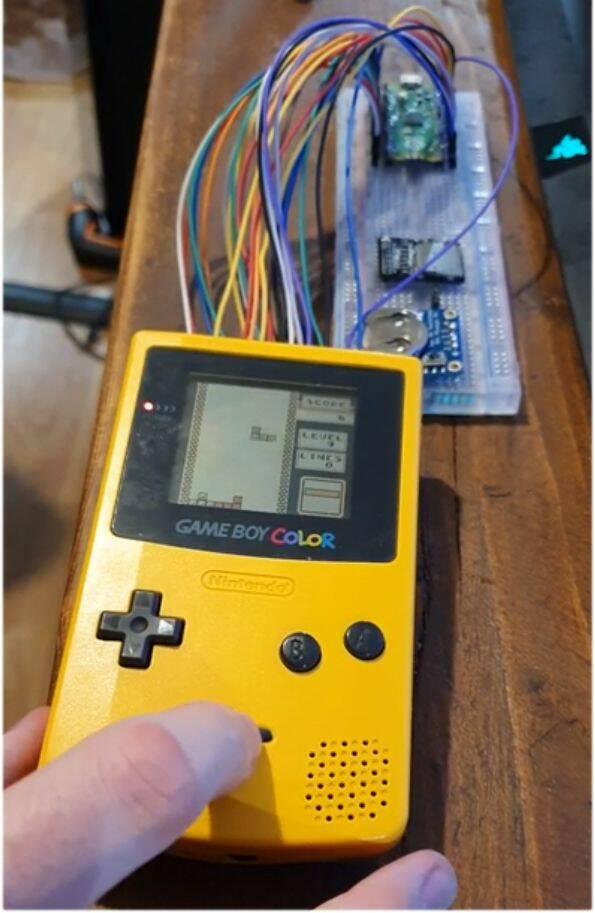 Raspberry Pi Pico Game Boy