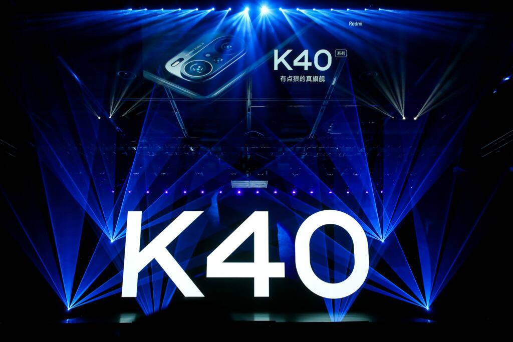 Redmi K40 (Pro e Pro+)