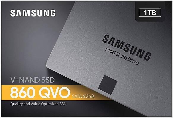 Samsung Memorie MZ-76Q1T0 860