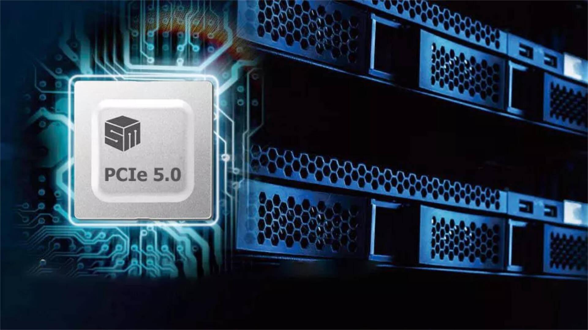 Silicon Motion PCI Express 5.0