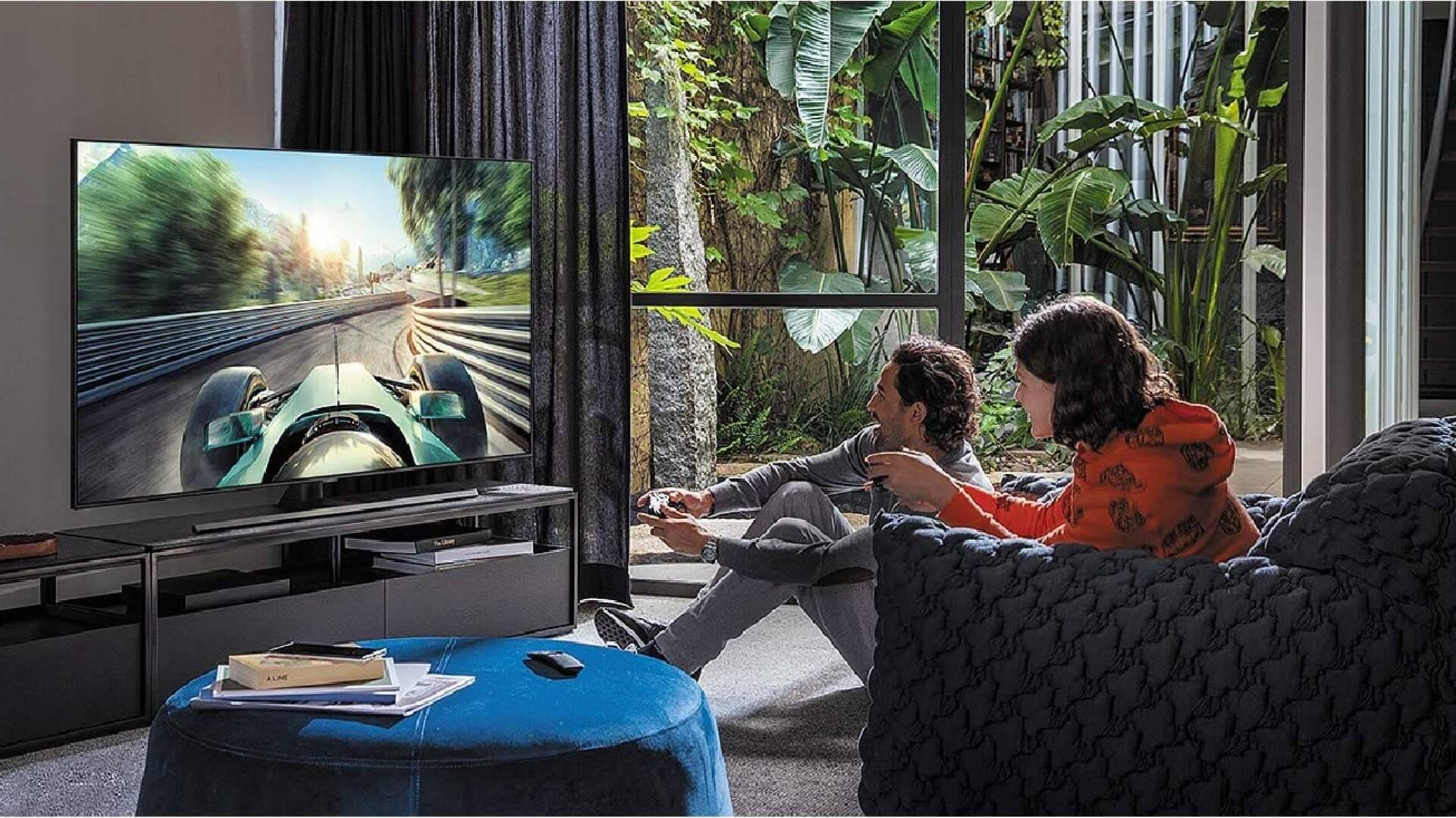 Smart TV Samsung QE55Q74TATXZT