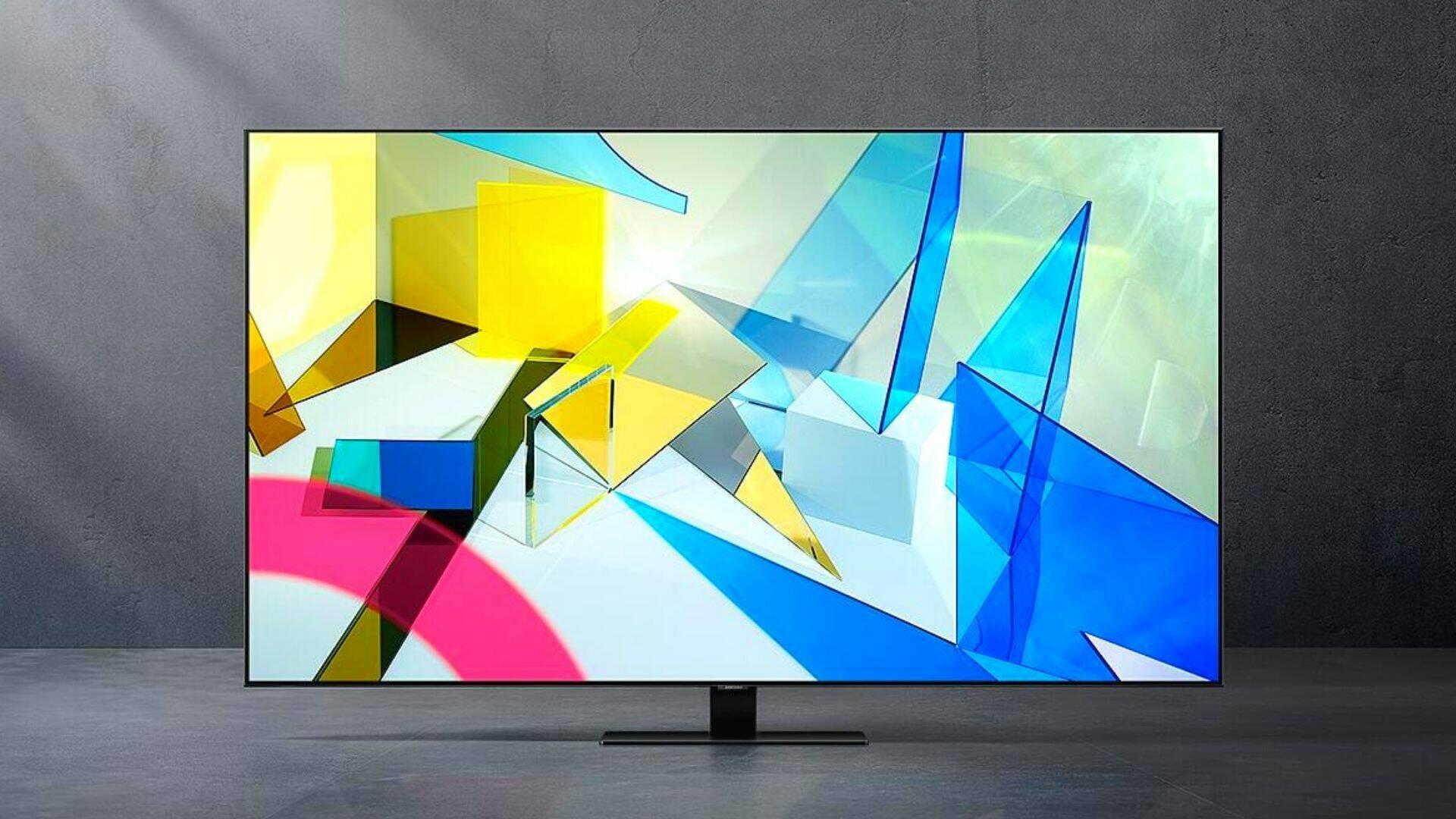 smart tv samsung QE55Q80TATXZT