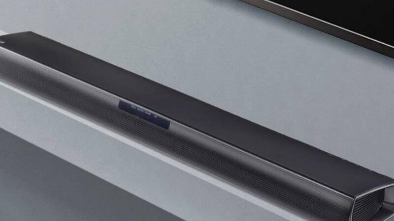 LG SJ2 soundbar at a price never seen on eBay!