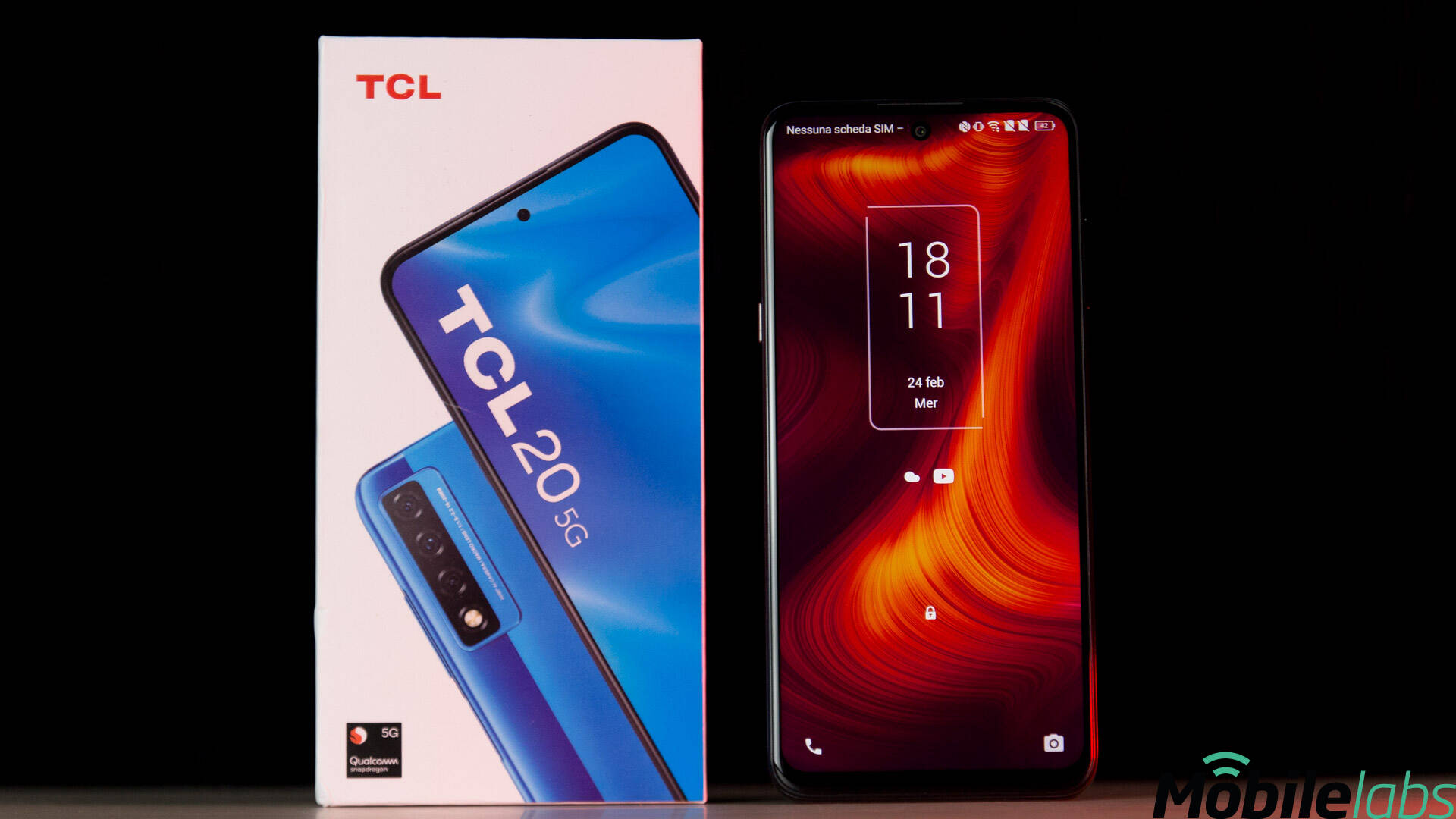 TCL- 20 5G