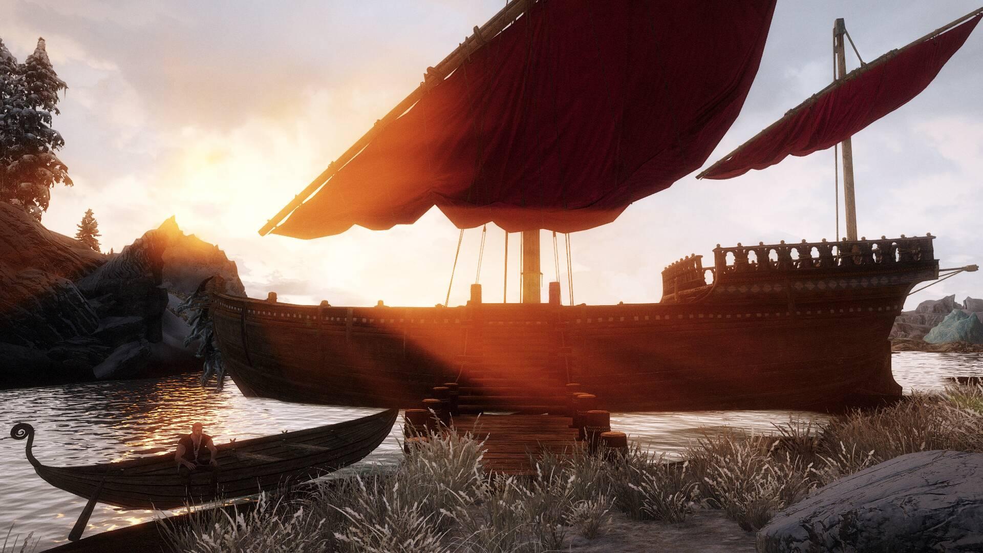 The Elder's Scrolls V Skyrim