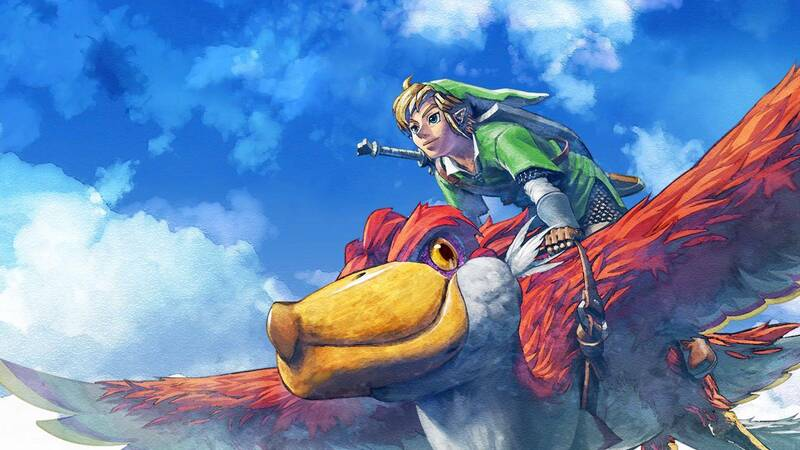 The Legend of Zelda Skyward Sword HD: here's where to buy it at the best price