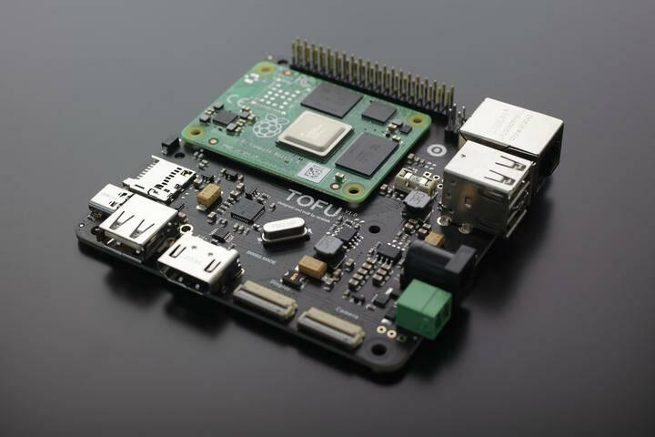 TOFU Raspberry Pi MC4