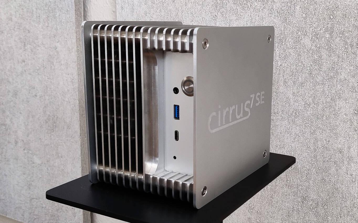 Undentia Cirrus-7SE Music Server