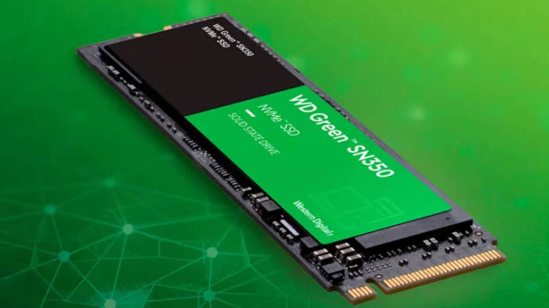 Western Digital, here is the new line of affordable WD Green SSDs
