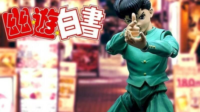Yu Yu Hakusho: Tatsumaki Studio announces the new figure of Yusuke Urameshi