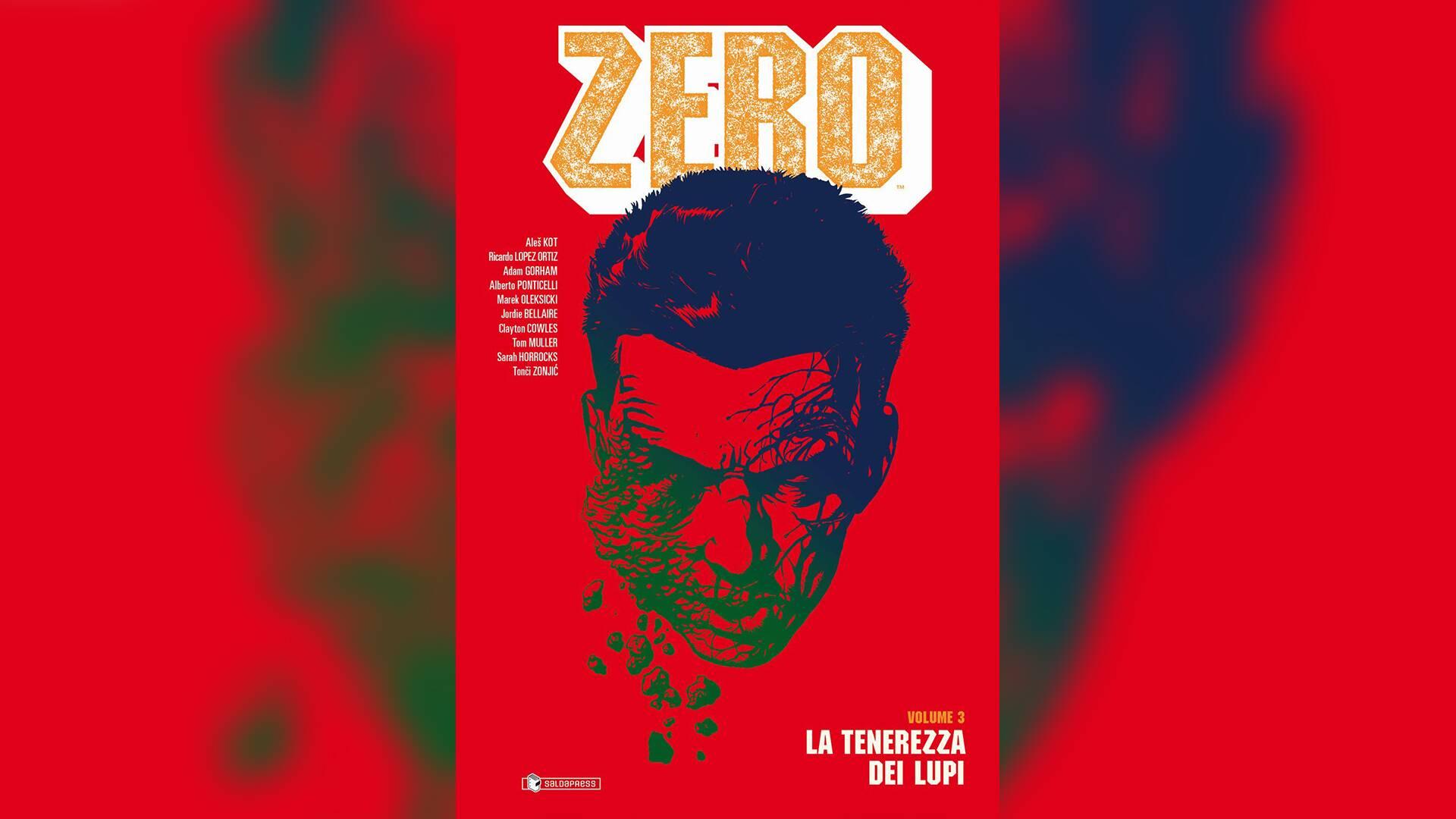 Zero Vol. 3 – La Tenerezza dei Lupi
