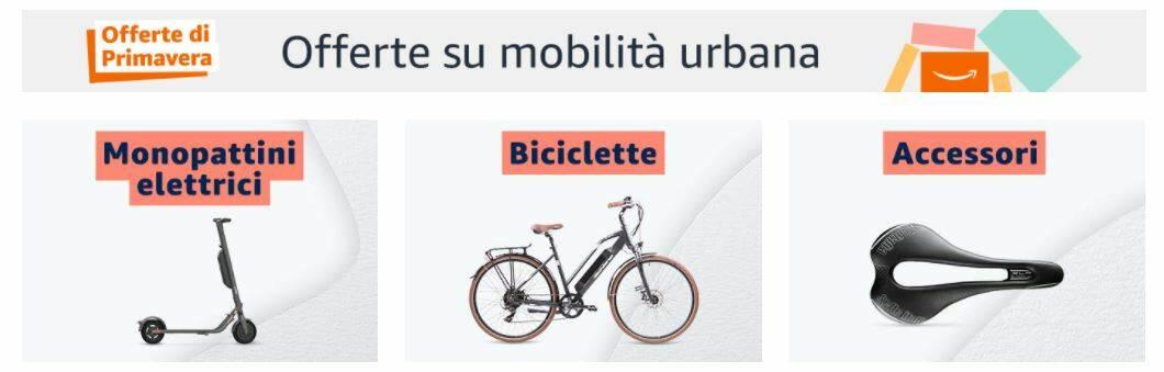 Amazon mobilità elettrica