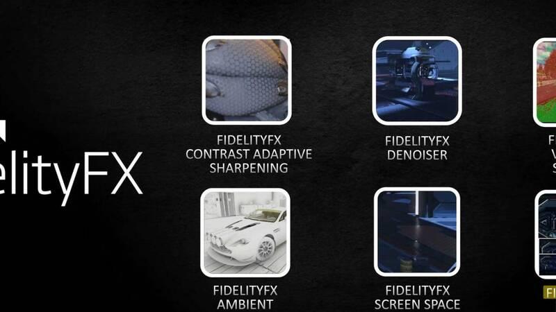 AMD FidelityFX Super Resolution è final …