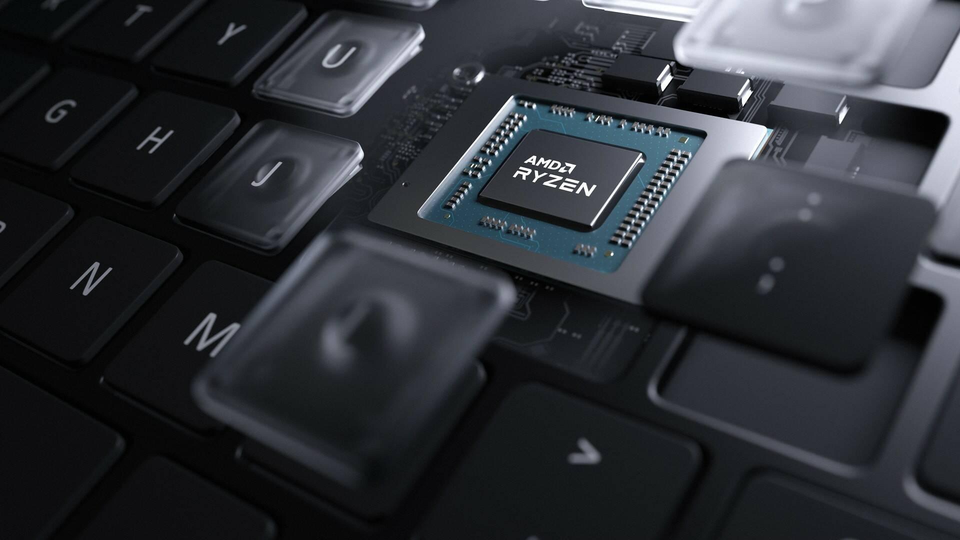 AMD Ryzen PRO Cezanne
