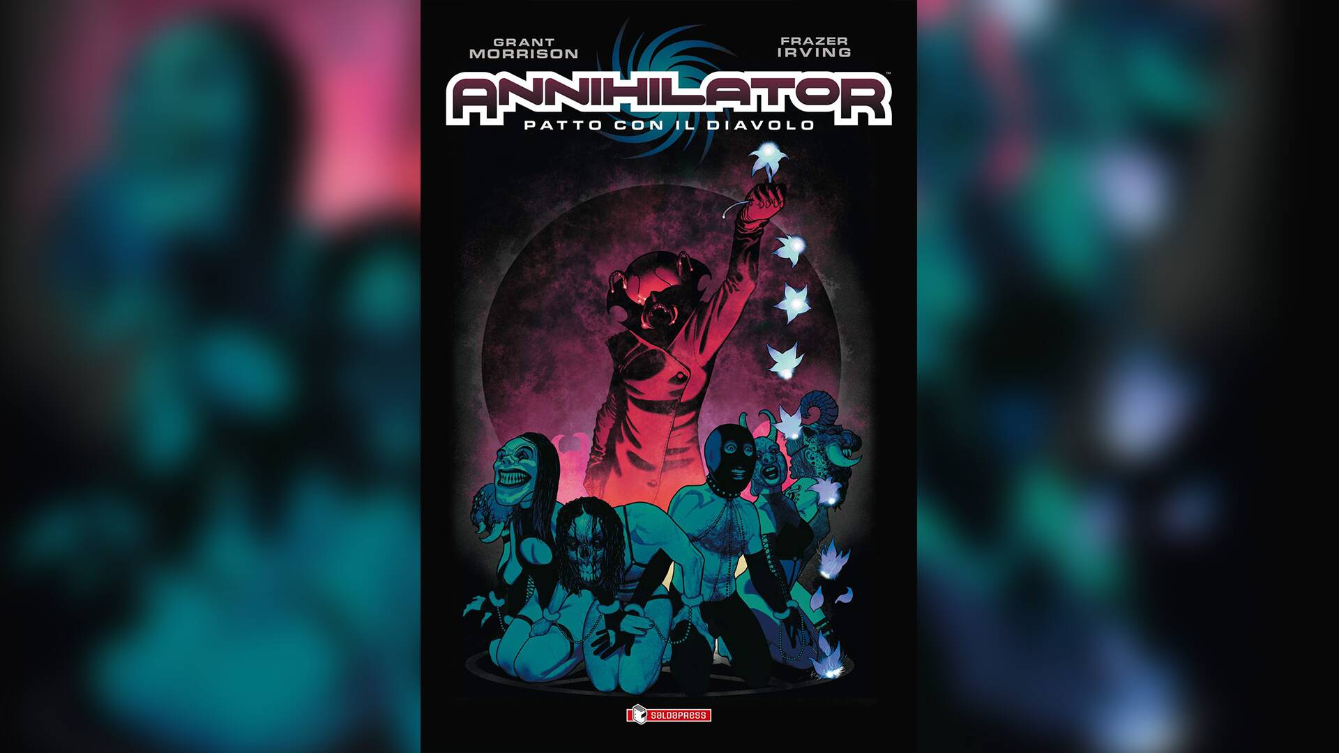 Annihilator - Patto con il diavolo