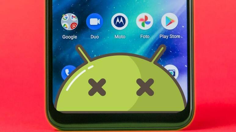 App crash Android