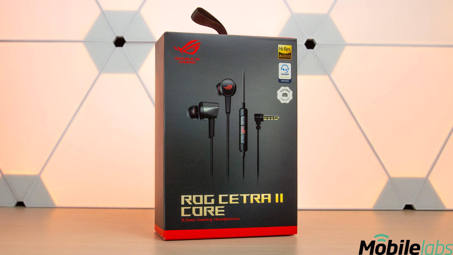 Asus - ROG Cetra II Core