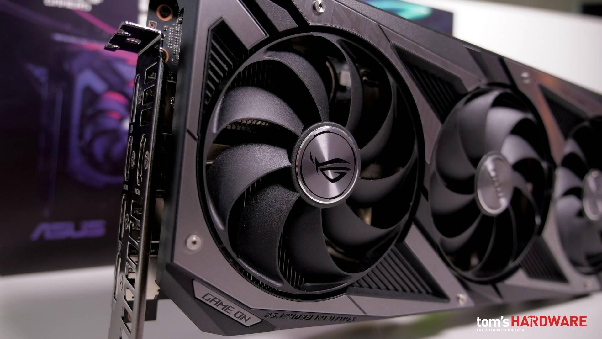 Asus RTX 3060 ROG Strix Gaming