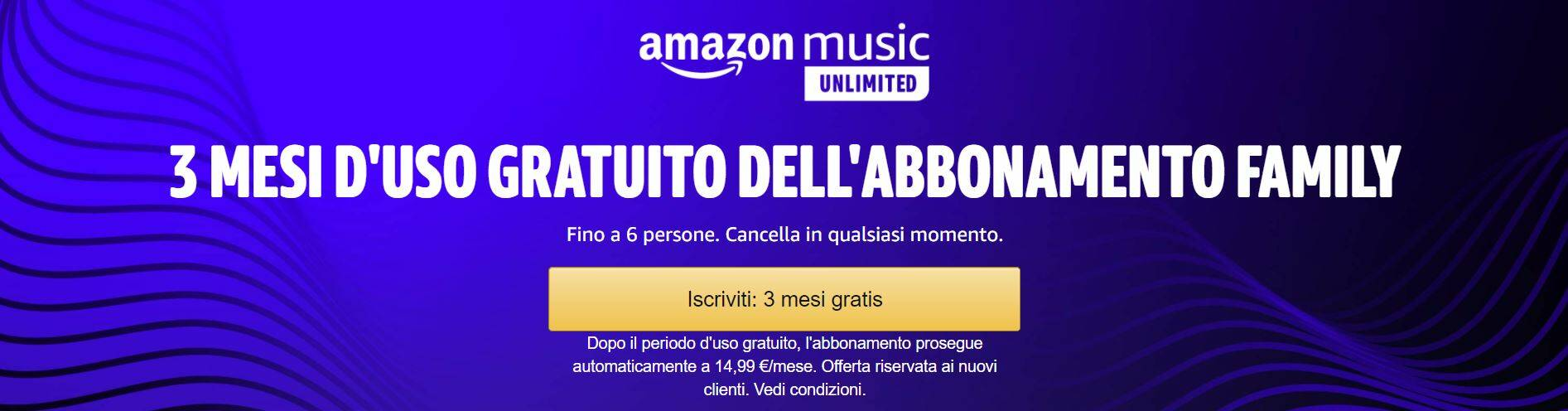 banner music unlimited family