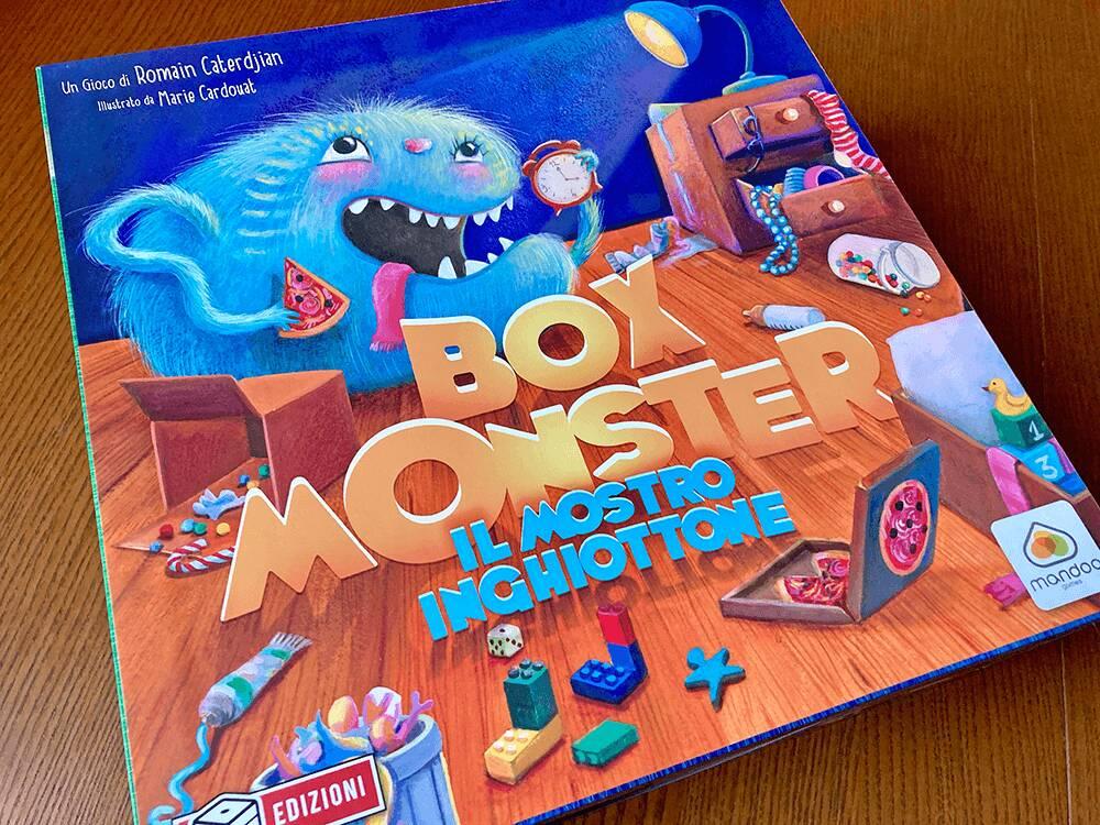 Box Monster - Il Mostro Inghiottone