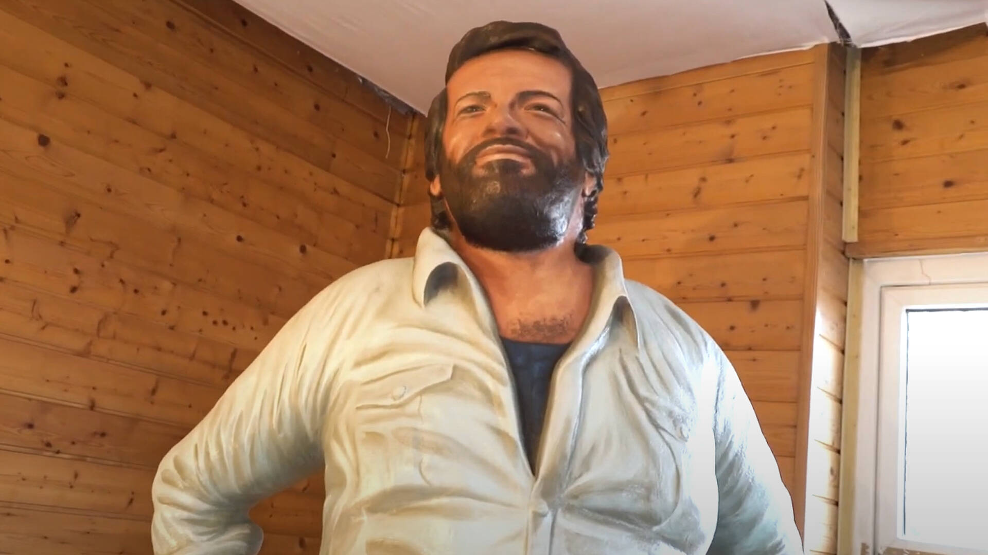 Bud Spencer Museo