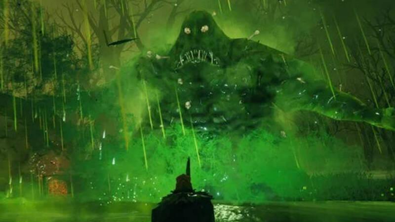 Valheim, a mysterious teaser for the next update